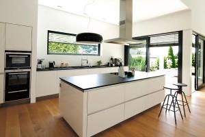 küche | fliesen vs holzboden vs optik | bauforum auf .... parkett ... - Holzdielen In Der Küche