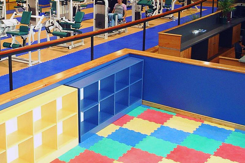 Kinderbetreuung Fitnessstudio Pavigym