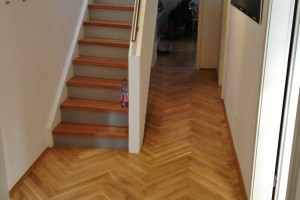 Treppenstufen Eiche Massiv Frankfurt